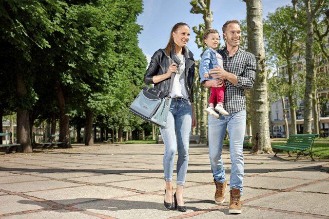 Sorteo: Bolso maternal Baby Style de Babymoov - la agenda de mamá