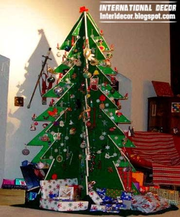 How To Make A Christmas Tree 15 Unique Christmas Trees