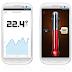 Այս փոքրիկ ջերմաչափը միանալով սմարթֆոնին ցուցադրում է տվյալ վայրի ջերմաստիճանը
