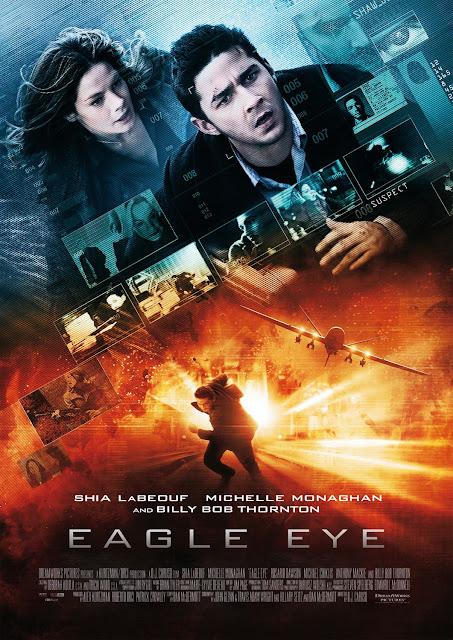 Eagle Eye (2008) ταινιες online seires oipeirates greek subs