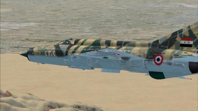Informe: CIA suministra los MiG-21 a Daesh en Siria