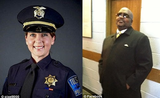 Female cop who shot dead unarmed black man charged with first degree manslaughter