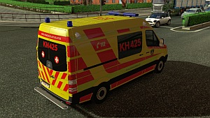 Fin Police and Ambulance pack 2.2.4