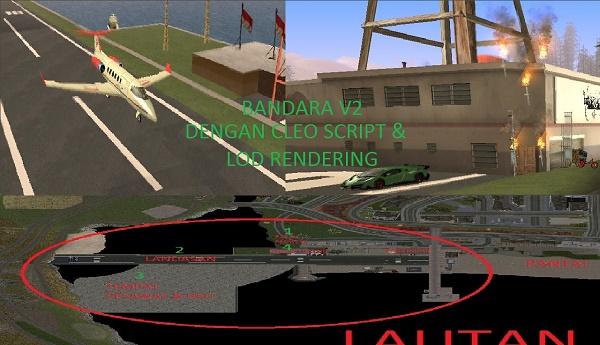 Bandara V2 - GTAind - Mod GTA Indonesia