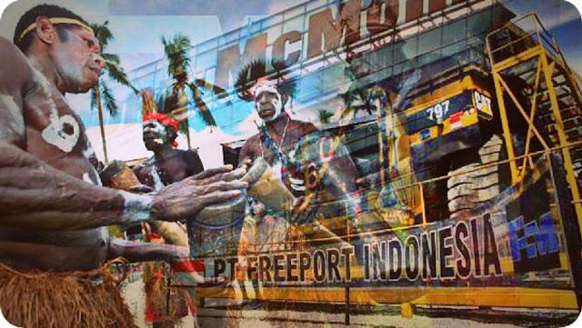 Lemasko Dukung Operasional PT Freeport Indonesia di Mimika