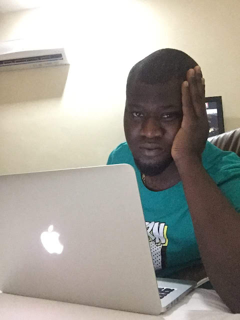 Owner Of Naijaloaded Makinde Azeez Dares To Get Blogger Clement Ogudu Arrested - See Shocking Reason