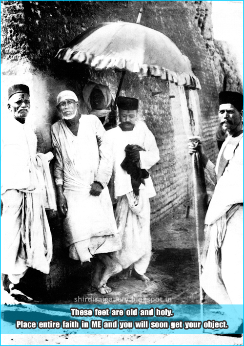 Shirdi Sai Baba Gallery: Shirdi Sai Baba Pictures with Quotes   Sai