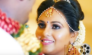 BEAUTIFUL Ceylonese Wedding Highlight of Puven & Loginy By Golden Dreams GDU