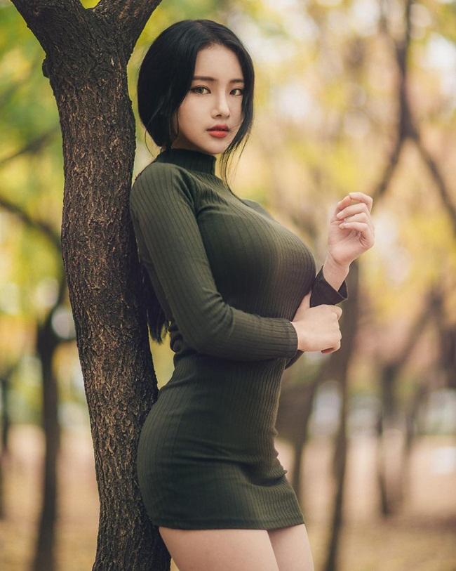 Yu Han gái Hàn siêu vòng một
