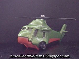 Chopper Toy Vehicle