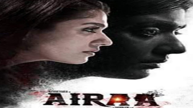 Watch online and download Latest upcoming new Tamil movie Airaa full hd review on Tamilrockers