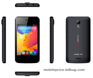 Symphony E55 Feature, Specification, Price In Bangladesh