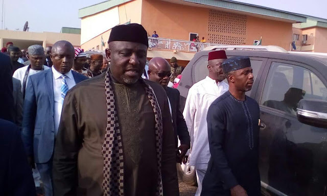 IMO 2019: You can't decide who succeeds you, you are not God Owunna tells Okorocha