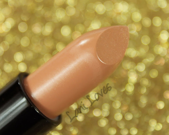 MAC Creme D'Nude Lipstick Swatches & Review