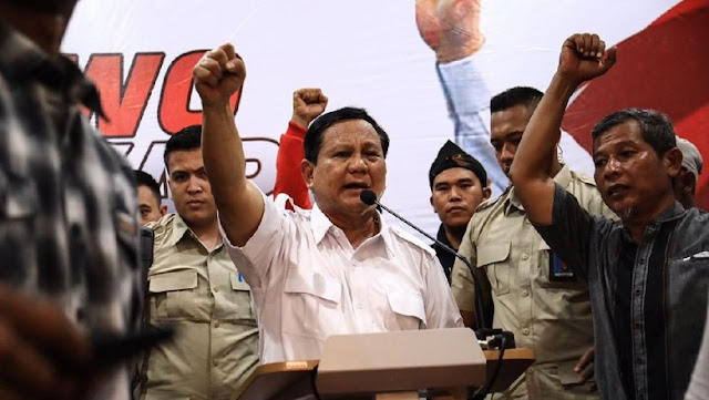 Gerindra : Prabowo Tidak Galau Nyapres Tapi Rendah Hati, Nggak Ada Tiket Untuk Gatot