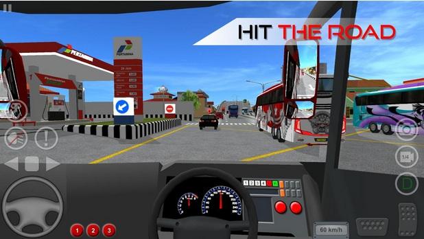 simulator permainan
