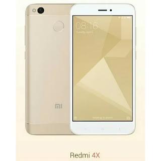 Jual Xiaomi Redmi 4X RAM 2/16GB