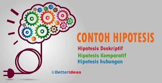 Update 2018 Contoh Hipotesis Penelitian Skripsi Hipotesis