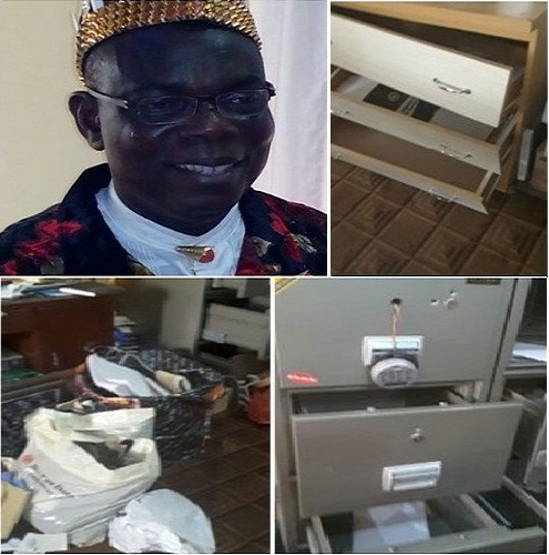 DSS Storms Abuja Home Of GEJ's Friend & A Bayelsa King (See what they found)