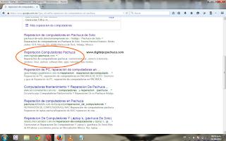 buscador web google