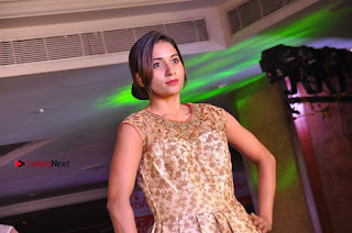 South Indian Celebrities Pos at Love For Handloom Collection Fashion Show  0144.jpg