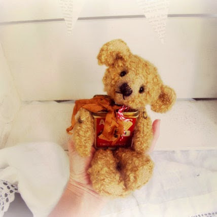 Ginger and First Aid Bear Have a New Home!