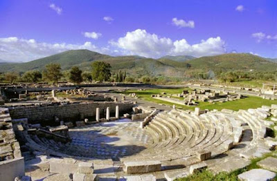 Πολιτιστικές εκδηλώσεις στην Αρχαία Μεσσήνη