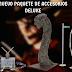 Nuevo paquete de accesorios versión Deluxe: Nightmare on Elm Street