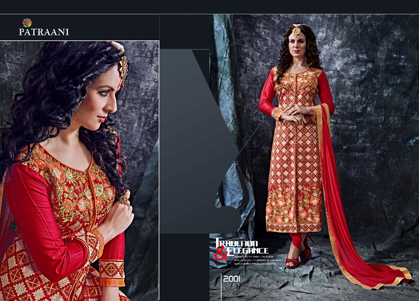Patraani Vol 4 – New Launching Heavy Embroidery Salwar Suit