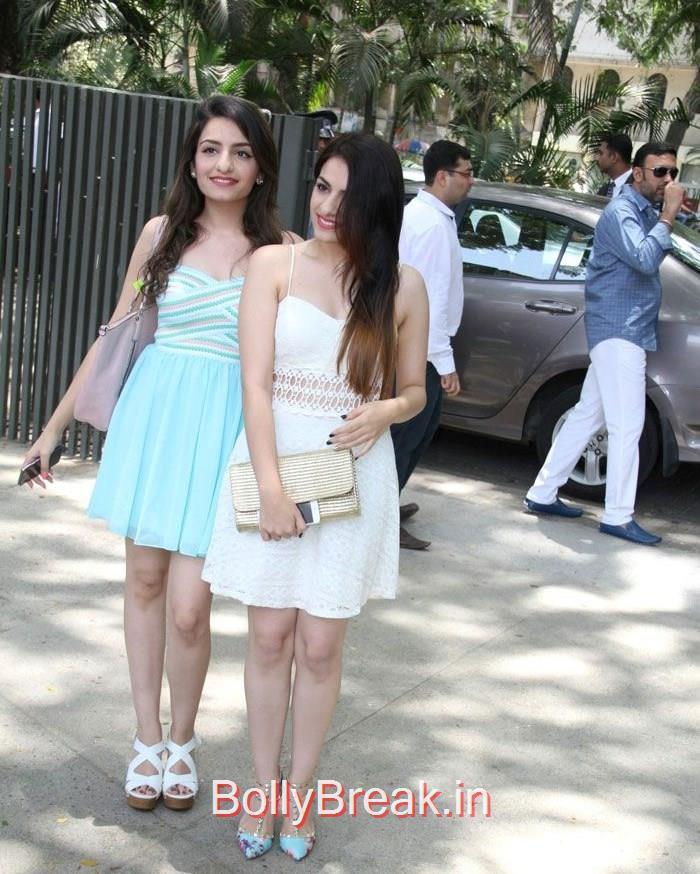 'Dil Dhadakne Do' Music Launch, Anushka Sharma Priyanka Chopra Hot Pics At 'Dil Dhadakne Do' Music Launch Photo Gallery
