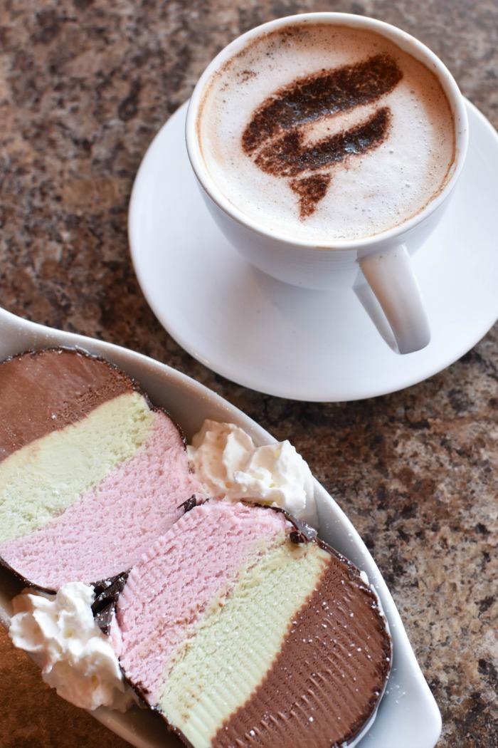 Ristorante Firenze desserts