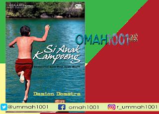 Ebook Gratis : Si Anak Kampoeng Karya Damien Dematra, Omah1001.net