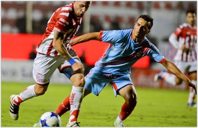 Unión Santa Fe vs Arsenal de Sarandi