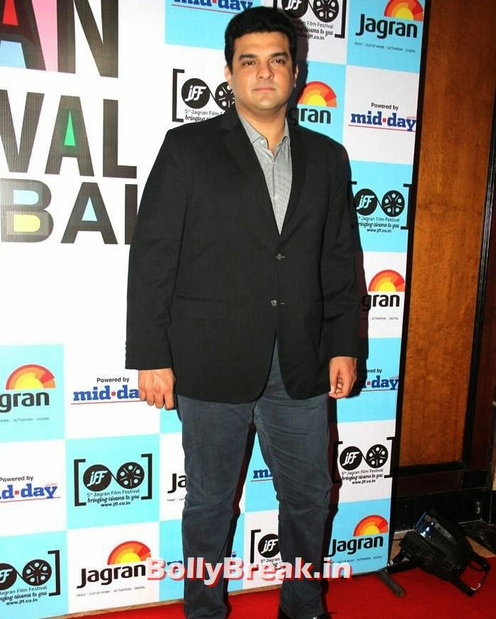 Siddharth Roy Kapur, 5th Jagran Film Festival Red Carpet Pics