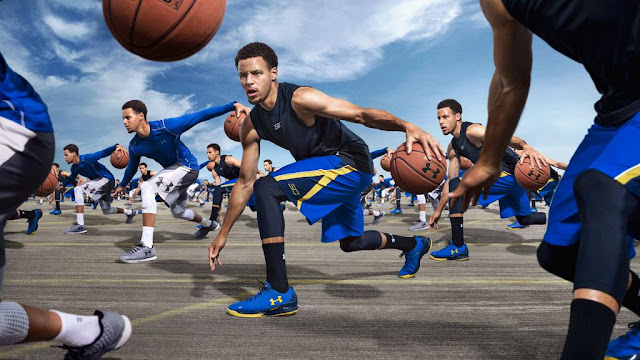 Se busca socio a Stephen Curry. Razón: Under Armour