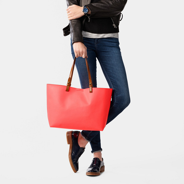 Fossil: Summer Sale - Rachel Tote only $54 (reg $158) + Free Shipping!