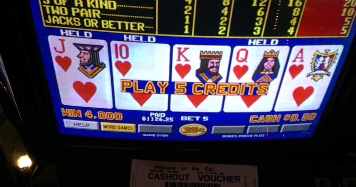 Royal Flusher Vegas Royal Flusher S New Year S Gambling