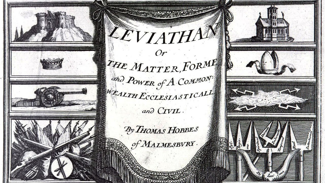 thomas hobbes leviathan essay Read this philosophy essay and over 88,000 other research documents thomas hobbes the 17th century english philosopher thomas hobbes is now widely regarded as one of the most extraordinary political philosophers, whose.