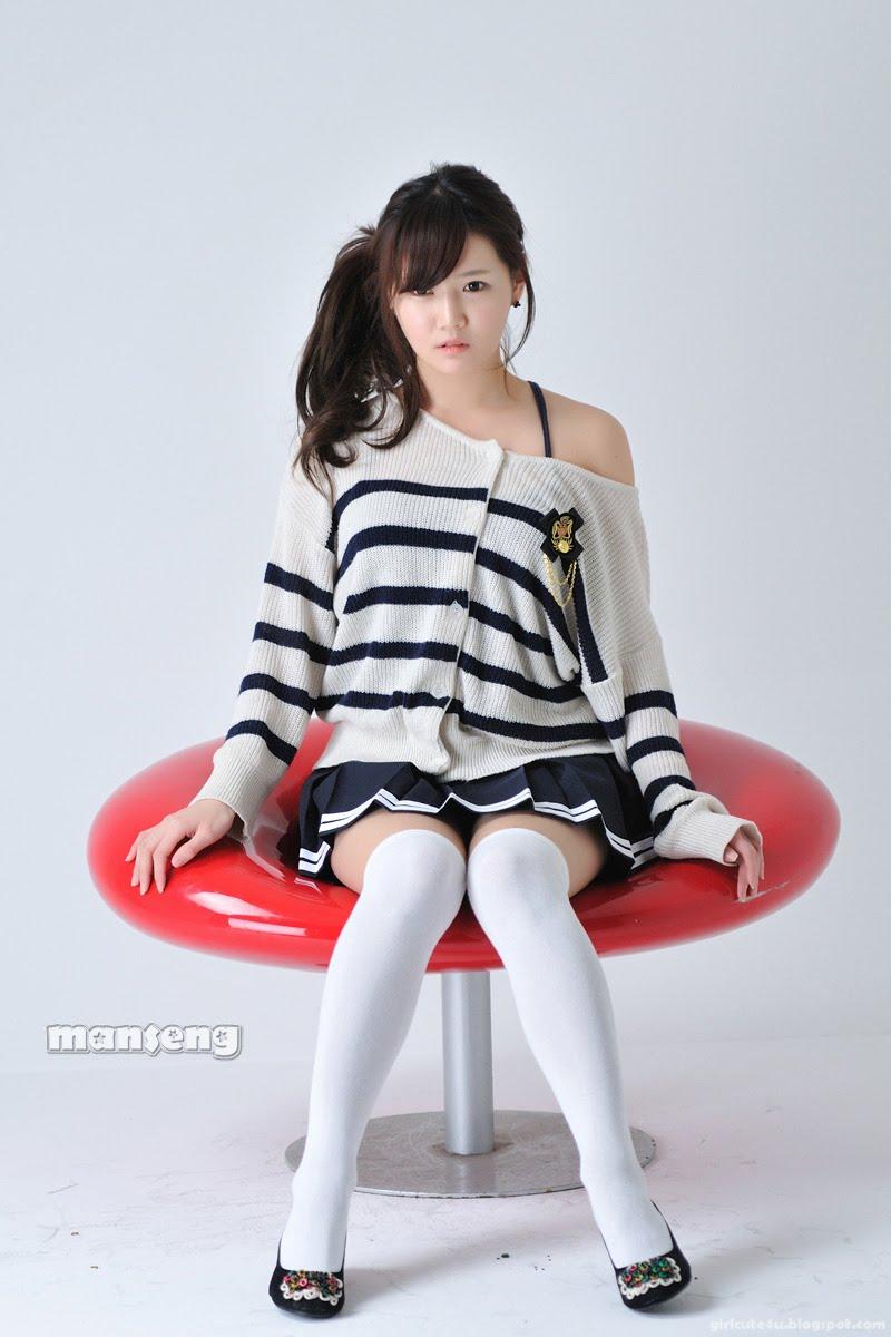 xxx nude girls: Han Ji Eun - The Fighter