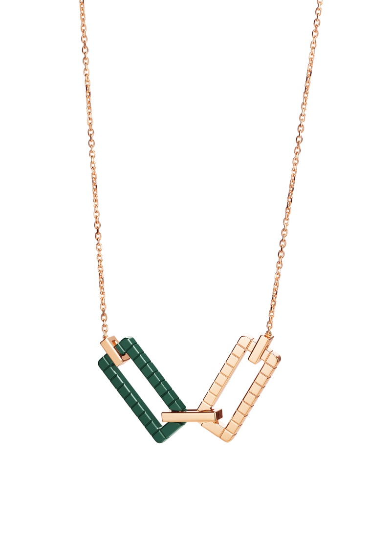 Necklace from Rihanna Loves Chopard jewelry collection