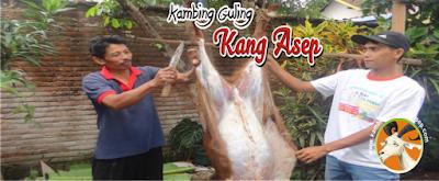 Kambing Guling Bandung