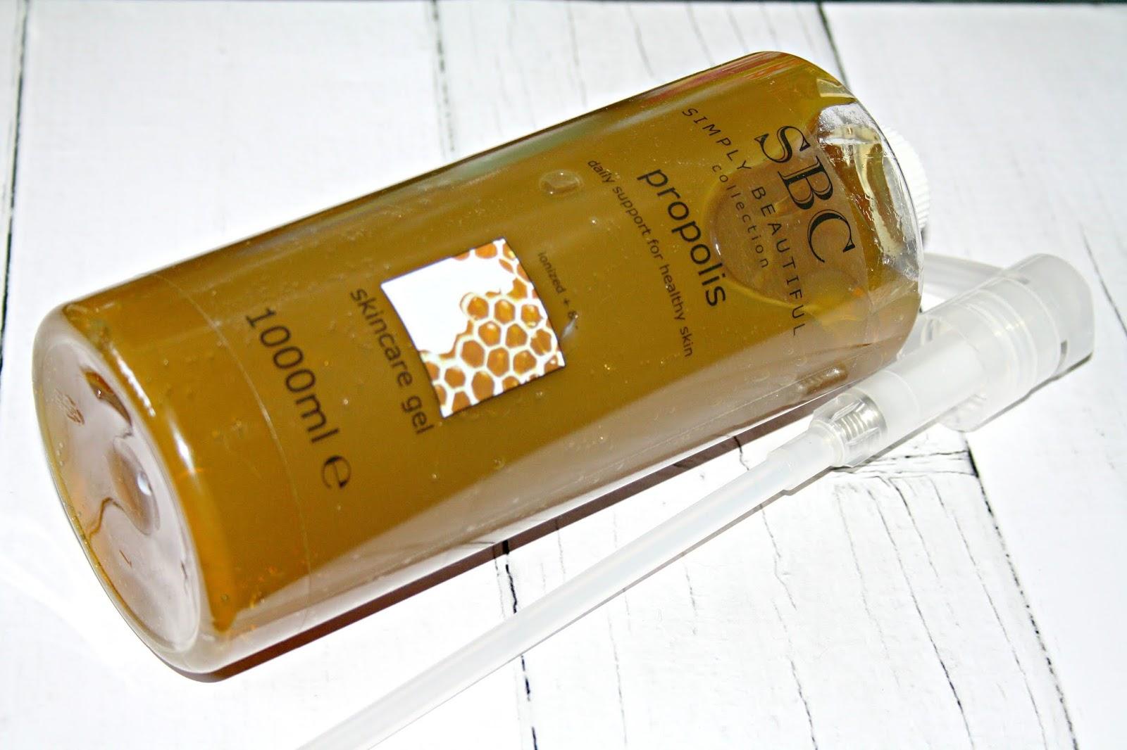SBC Propolis TSV - Head to Toe Ritual from the Hive   Beauty