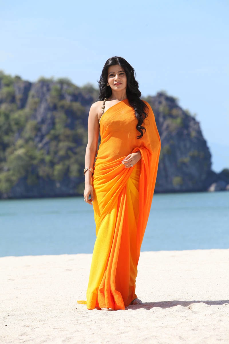 Samantha Hot Saree Photos  Filmy Trend-4178