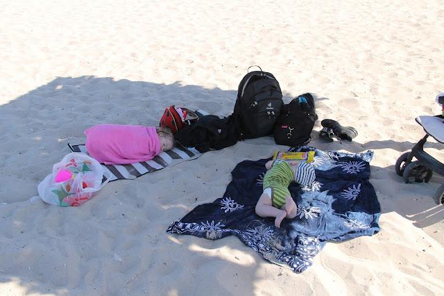 Dubai Al Mamzar beach park