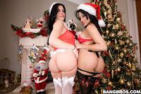 Enormous Double Asses – Rebeca Linares, Abella Anderson