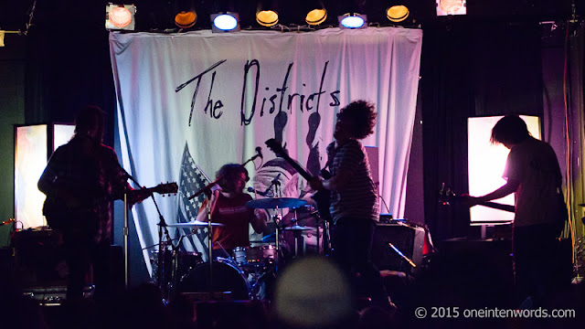 The Districts at Lee's Palace September 30, 2015 Photo by John at One In Ten Words oneintenwords.com toronto indie alternative music blog concert photography pictures