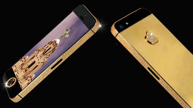USD 15 million iPhone, get a peep into the millionaire's phone world