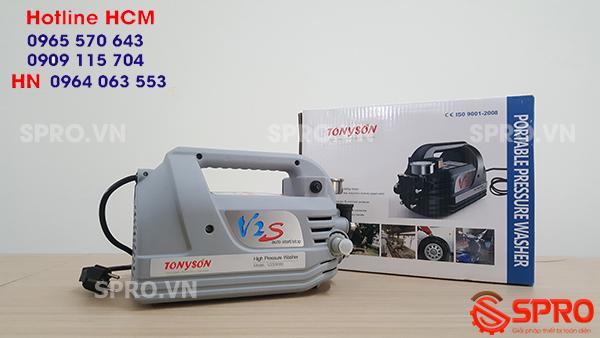 Tonyson V2S mang sức mạnh và độ bền vượt trội