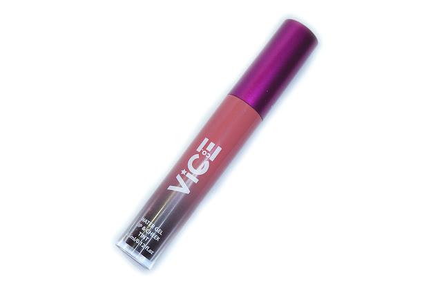 Vice Cosmetics Lip and Cheek Tint in Chozzz