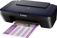 Canon PIXMA E460 Driver Printer Download